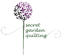 Secret Garden Quilting logo