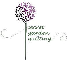 Secret Garden Quilting logo
